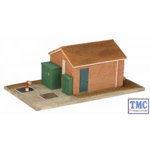 44-101 Scenecraft OO Gauge Pumping Station