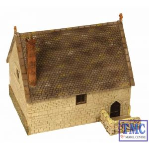 44-156 Scenecraft OO Gauge Pendon Tom Brown's Schoolhouse