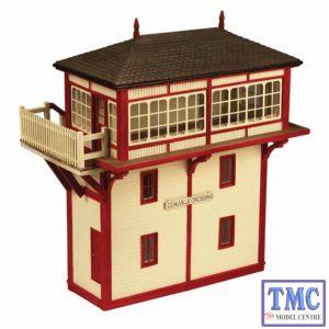 44-172 Scenecraft OO Gauge Tall Signal Box