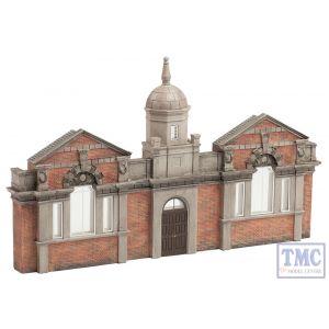 44-270 Scenecraft OO Gauge Low Relief Municipal Building