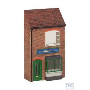 44-276 Scenecraft OO Gauge Low Relief Fishing Tackle Shop