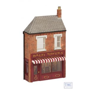 44-279 Scenecraft OO Gauge Low Relief Balti Towers