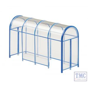 44-510 Scenecraft OO Gauge Shelters (x2)