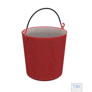 44-524 Scenecraft OO Gauge Fire Buckets (x10)