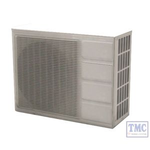 44-528 Scenecraft OO Gauge Air Conditioning Units (x10)