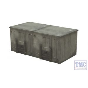 44-538 Scenecraft OO Gauge Domestic Coal Bunkers