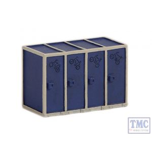44-547 Scenecraft OO Gauge Cycle Cabinets (x2)