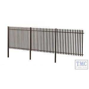 44-562 OO Gauge Scenecraft Metal Fencing (x5)