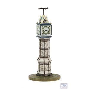 44-584 Scenecraft OO Gauge Clock Tower