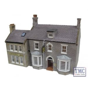 44-043Y Scenecraft OO Gauge Heartbeat Aidensfield Arms TMC Limited Edition