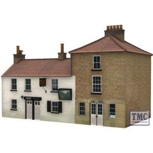 44-043Z Scenecraft OO Gauge Birch Hall Inn TMC Limited Edition