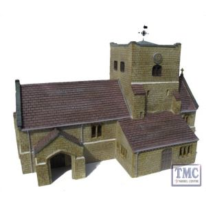 44-101Z Scenecraft OO Gauge Country Church TMC Limited Edition