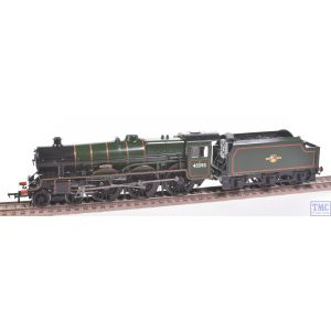Bachmann OO Gauge 4-6-0 Jubilee 45593 Kolhapur BR Grn L/Crest Coal Crew Renumbered & High Gloss Finish by TMC (31-175)(Pre-owned