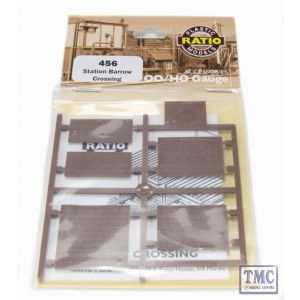 456 Ratio Station Barrow Crossing OO Gauge Plastic Kit