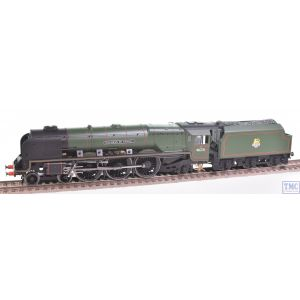 Hornby OO Gauge Princess Coronation Class 46231 Duchess of Atholl BR Green E/Emb Shed 66A Renamed/Renumbered by TMC