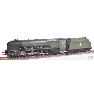 Hornby OO Gauge Princess Coronation Class 46234 Duchess of Abercorn BR Green E/Emb Shed 5A Renamed/Renumbered by TMC