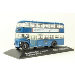 Atlas Editions 4655106 Daimler CVG 6 - Bradford City Transport