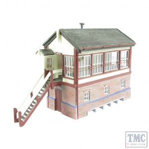 47-011 Scenecraft O Gauge Hampton North Signal Box