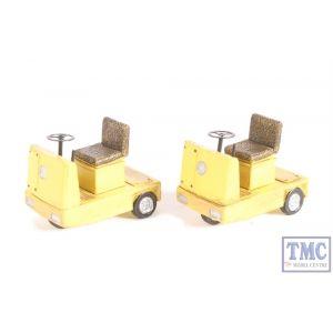 47-539 Scenecraft O Gauge Platform Tractor Units (x2)