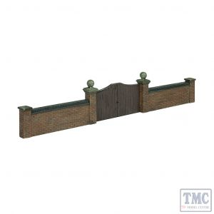 47-541 Scenecraft O Gauge Walls & Gates