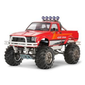 47394 Tamiya Radio Control Toyota Hilux 4x4 Pick-Up Mountain Rider Limited Edition