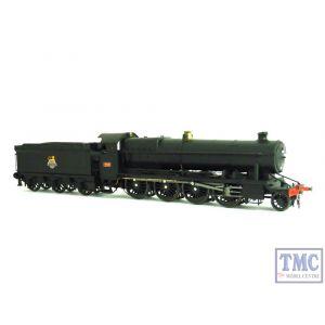 4783 Heljan OO Gauge Class 47XX 4706 BR Black Early Crest