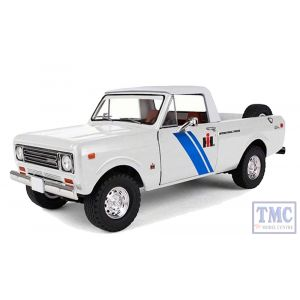 49-0358 First Gear 1:25 SCALE 1979 International Scout Terra Pickup IH
