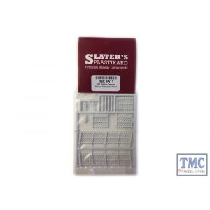 4A11 Slaters OO Gauge MR Station Fencing Ramps and Gates 2 x 70mm (5)