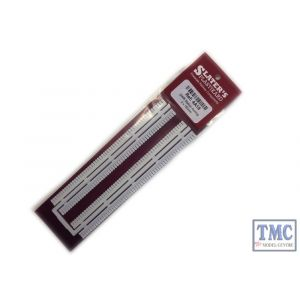 4A18 Slaters OO Gauge GWR Station Awning 2 x 150mm (5)