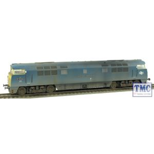4D-003-004 Dapol OO Cl.52 D1058 'WESTERN NOBLEMAN' BR Blue Full Y/Ends Etched Nameplates fitted Headcodes & Weathered by TMC