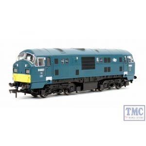 4D-012-006 Dapol OO Gauge *Class 22 D6327 BR Blue SYP Font A Headcode