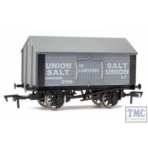 4F-018-005 Dapol OO Gauge Salt Van Union Salt 2169