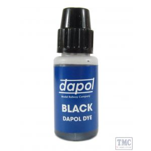 4A-000-003 Dapol OO Gauge Dye for Modelling Water Black