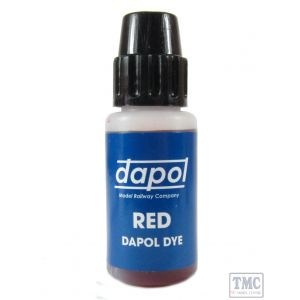 4A-000-004 Dapol OO Gauge Dye for Modelling Water Red