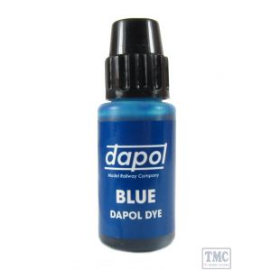 4A-000-005 Dapol OO Gauge Dye for Modelling Water Blue