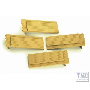 4A-000-012 Dapol OO Gauge Timber Loads for 10ft Wheelbase Wagons (4)