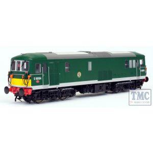 4D-006-010 Dapol OO Gauge Class 73 BR Green E6004 Grey/Green Solebar