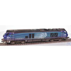 4D-022-016 Dapol OO Gauge Class 68 034 DRS