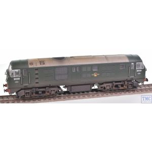 4D-025-001 Dapol OO Gauge Class 21 D6121 BR Green