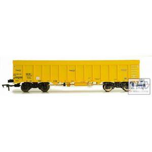 4F-045-014 Dapol OO Gauge *IOA Ballast Wagon Network Rail Yellow 3170 5992 015-5