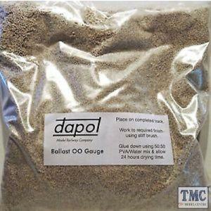 4S000004 Dapol OO Gauge OO Scale Ballast (1.5kg)