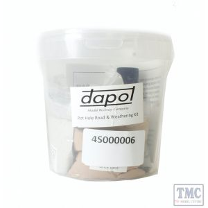 4S000006 Dapol Pot Hole Road Bumper Kit