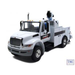50-3186 First Gear 1:50 SCALE International DuraStar Service Truck 'Case IH Agriculture'