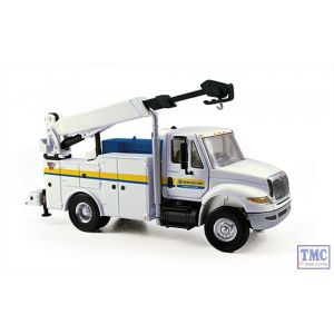 50-3188 First Gear 1:50 SCALE International DuraStar Service Truck 'New Holland Agricult.'