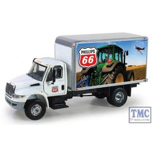 50-3275 First Gear 1:50 SCALE International DuraStar Delivery Truck 'Phillips 66'