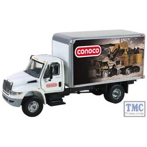 50-3276 First Gear 1:50 SCALE International DuraStar Delivery Truck 'Conoco'