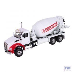 50-3317 First Gear 1:50 SCALE Kenworth T880 'Kenworth' with Standard Mixer