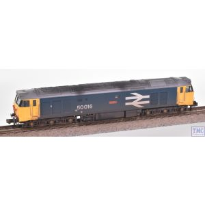 2D-002-002 Dapol N Gauge Class 50 Leviathan 50040 BR Large Logo Blue