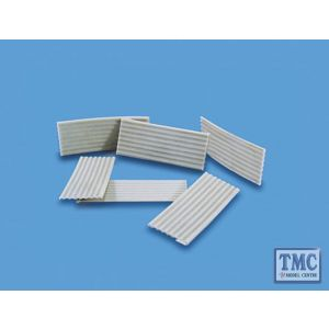5054 Modelscene OO Gauge Loads Asbestos Sheets