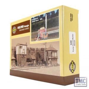 508 Ratio Pump House/Boiler House OO Gauge Plastic Kit